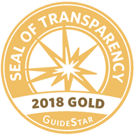 2018 Gold Star Seal of Transparency